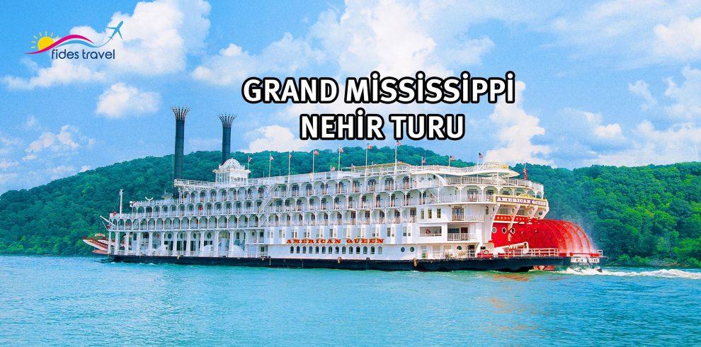 Grand Mississippi Nehir Turu