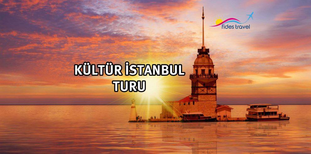 Kültür İstanbul Turu