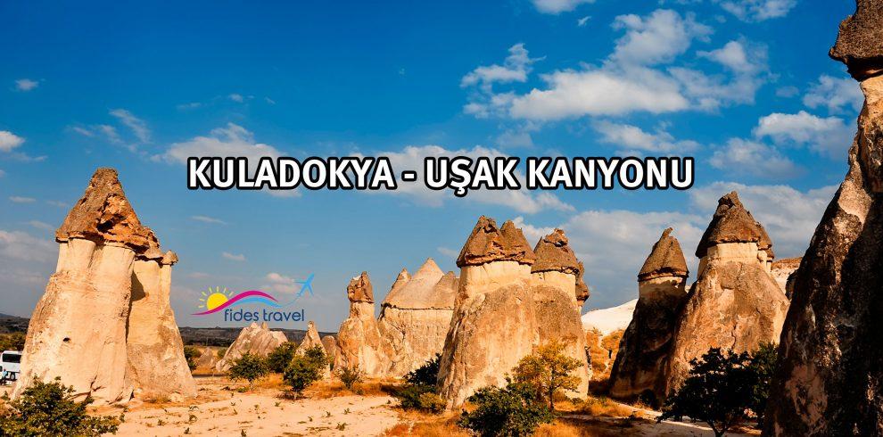 Kuladokya – Uşak Kanyonu Turu