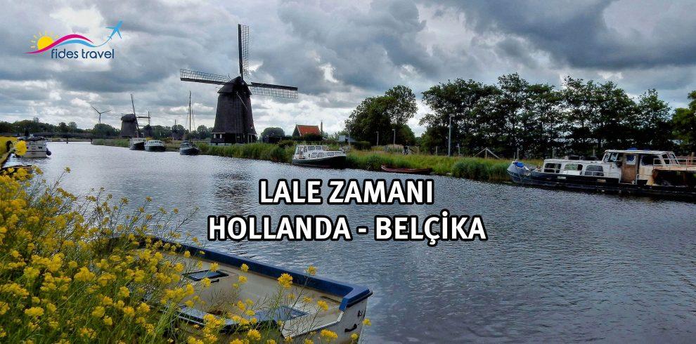 Serenity Gemisi ile Hollanda – Belçika