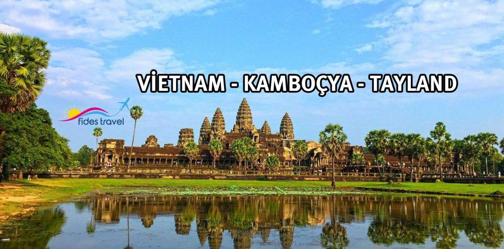 vietnam-kamboçya- tayland